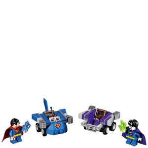 LEGO Superheroes Mighty Micros: Superman™ vs. Bizarro™ (76068): Image 2
