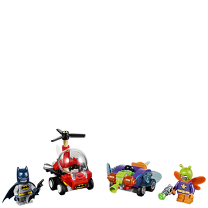 LEGO Superheroes Mighty Micros: Batman™ vs. Killer Moth™ (76069): Image 2