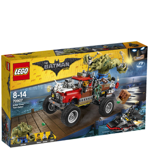 LEGO Batman Movie: Reptil todoterreno de Killer Croc™ (70907)
