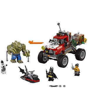 LEGO Batman: Killer Croc Tail-Gator (70907): Image 2