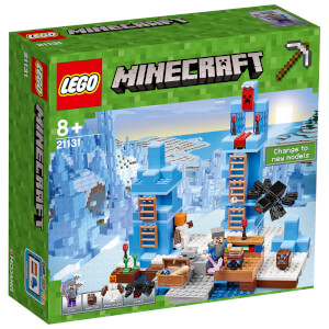 LEGO Minecraft: The Ice Spikes (21131)