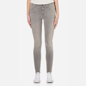 J Brand Women's Maria High Rise Supersoft Photoready Skinny Jeans - Dusk Haze
