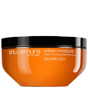 Shu Uemura Art of Hair Urban Moisture Masque -hiusnaamio, 200ml