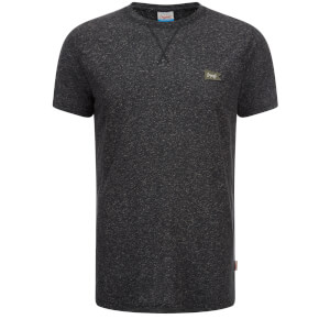 T-Shirt Originals Kingpin Jack & Jones -Charbon Chiné