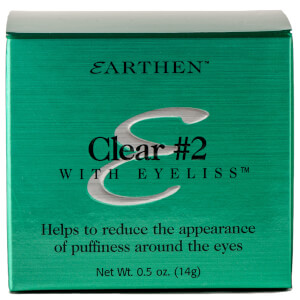 Earthen Clear #2 Eyeliss Eye Cream