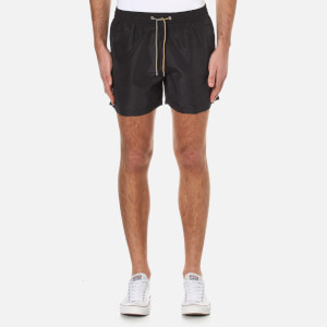 Paul Smith Men's Classic Swim Shorts - Black