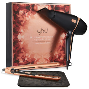 GHD Copper Luxe Deluxe Lote de Regalo