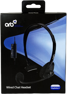 Orb Wired Chat Headset