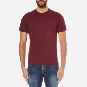 Barbour International Men's Small Logo T-Shirt - Port