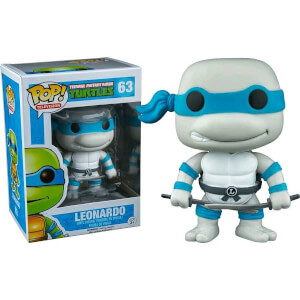 Teenage Mutant Ninja Turtles Leonardo Greyscale Pop! Vinyl Figure