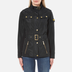 Barbour International Women's Swingarm Casual Jacket - Black