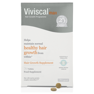 Viviscal Man Supplements 30 Kapseln