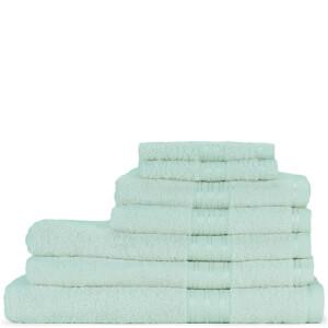 Highams 100% Cotton 7 Piece Towel Bale (550gsm)