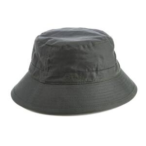 Barbour Men's Wax Sports Hat - Sage