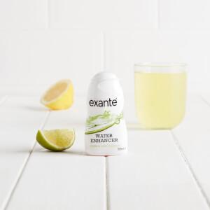 Wassergeschmack Zitrone Limette
