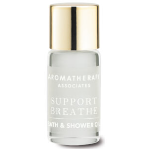 Aromatherapy Associates Support Breathe Bath & Shower Oil 3ml