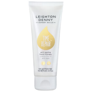 Crème mains anti-âge Time Repair Leighton Denny 75 ml
