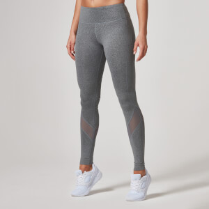 Myprotein Core Full Length Legging, Dam – Svart