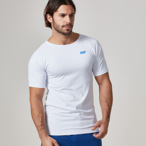 Myprotein Heren Core T-shirt - Wit