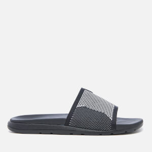 UGG Men's Xavier Hyperweave Treadlite Slide Sandals - Black