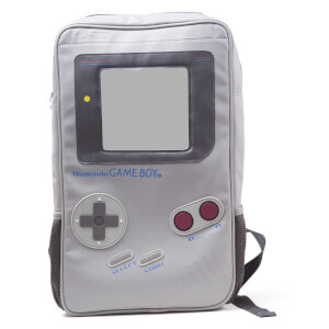 Nintendo Game Boy Mini Backpack With Screenprint