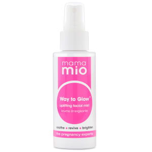 Spray bruma facial hidratante y revitalizante mama mio Way To Glow facial spritz (100ml)