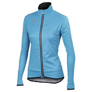 Sportful Women's Fiandre Light Jacket - Turquoise