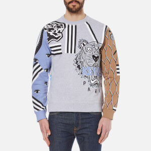 KENZO Men's Multi Icons Sweatshirt - Multicolour
