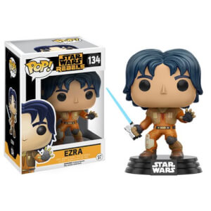 Figurine Ezra Star Wars Rebels Funko Pop!