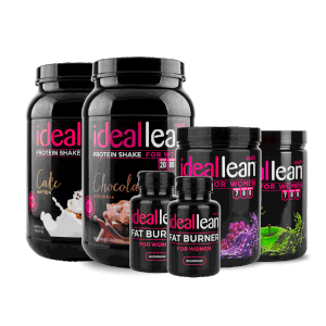 IdealLean 60 Day Fat Burn Stack