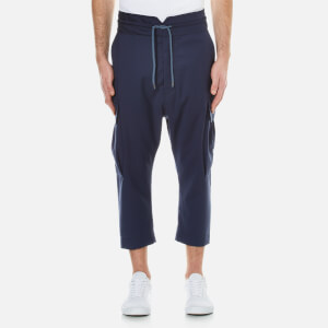 Vivienne Westwood MAN Men's Wool Samurai Trousers - Navy
