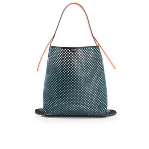 KENZO Women's Rizo Large Hobo Bag - Black