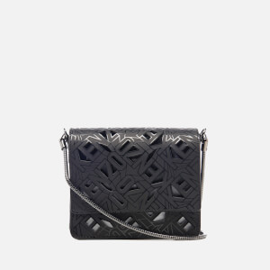 KENZO Women's Essentials Shoulder Bag - Black