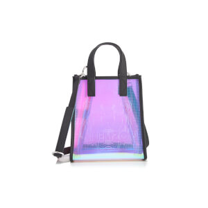 KENZO Women's Icons Mini Tiger Tote Bag - Iridescent