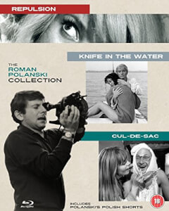 Roman Polanski Triple - Repuplsion/Cul De Sac/Knife in the Water