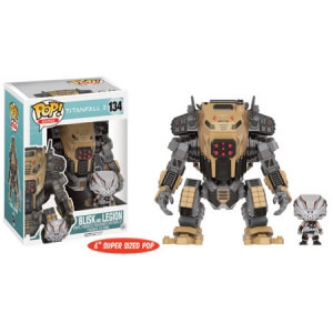 Titanfall 2 Pop! Vinyl Figur Set Blisk & Legion