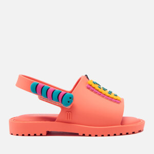 Mini Melissa Toddlers' Fabula Mia Sandals - Coral