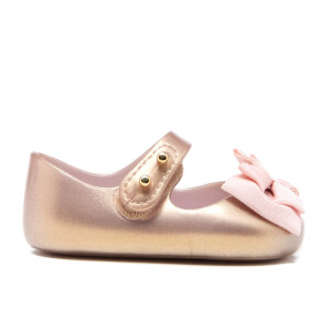 Mini Melissa Toddlers' My First Ballet Flats - Pink Pearl
