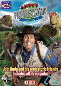 Andy's Prehistoric Adventures - Complete Series 1