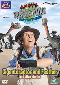 Andy's Prehistoric Adventures - Gigantoraptor & Feather