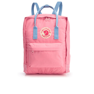 Fjallraven Women's Kanken Backpack - Pink/Air Blue