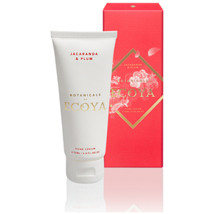 ECOYA Botanicals Evolution Jacaranda and Plum Hand Cream