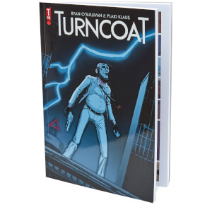 MGB - Turncoat Exclusive Graphic Novel - December 2016