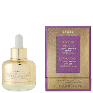KORRES Golden Krocus Ageless Saffron Elixir Serum 30 ml