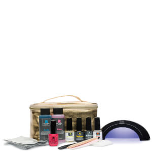 Red Carpet Manicure Professional Starter Kit with Gold GWP Bag