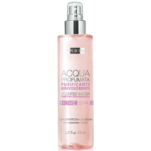 Agua perfumada Home Spa de PUPA - Invigorating 150 ml