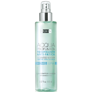 Agua perfumada Home Spa de PUPA - Anti-Fatigue 150 ml
