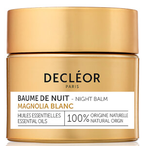 DECLÉOR Aromessence Magnolia Youthful Night Balm -yöbalsami, 15ml