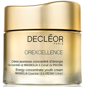 DECLÉOR Orexcellence Energy Concentrate Youth Cream -anti-age-kasvovoide, 50ml