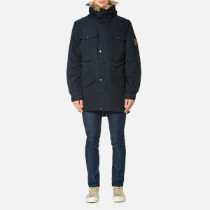 Fjallraven Men's Sarek Winter Jacket - Dark Navy